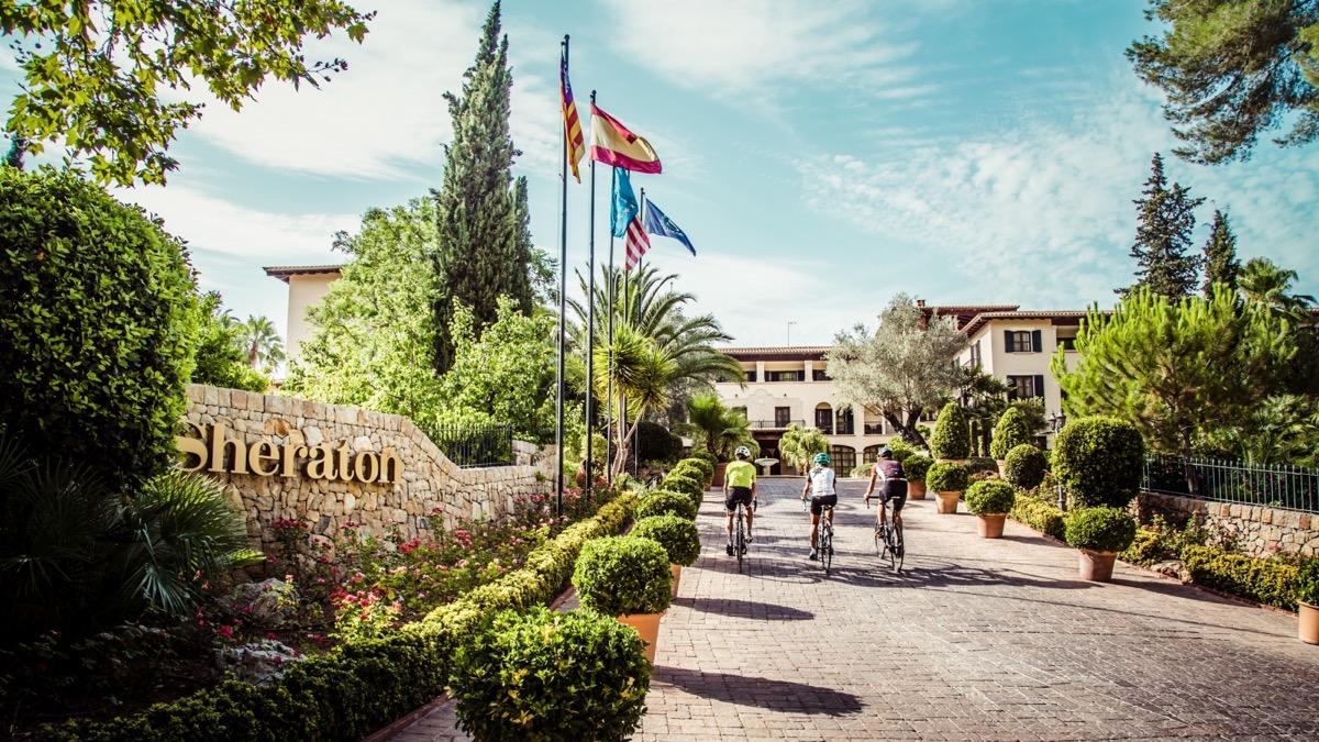 cycling hotel Palma de Mallorca