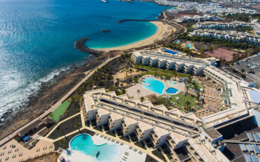 Swimming holiday in Lanzarote