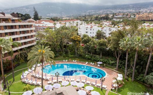 Hotel Botánico Oriental Spa