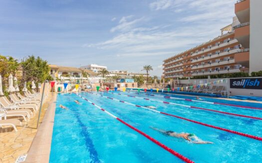 Sports holiday in Mallorca