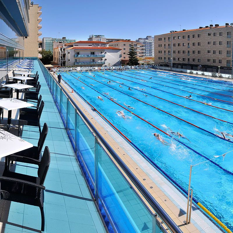 lap pools Spain