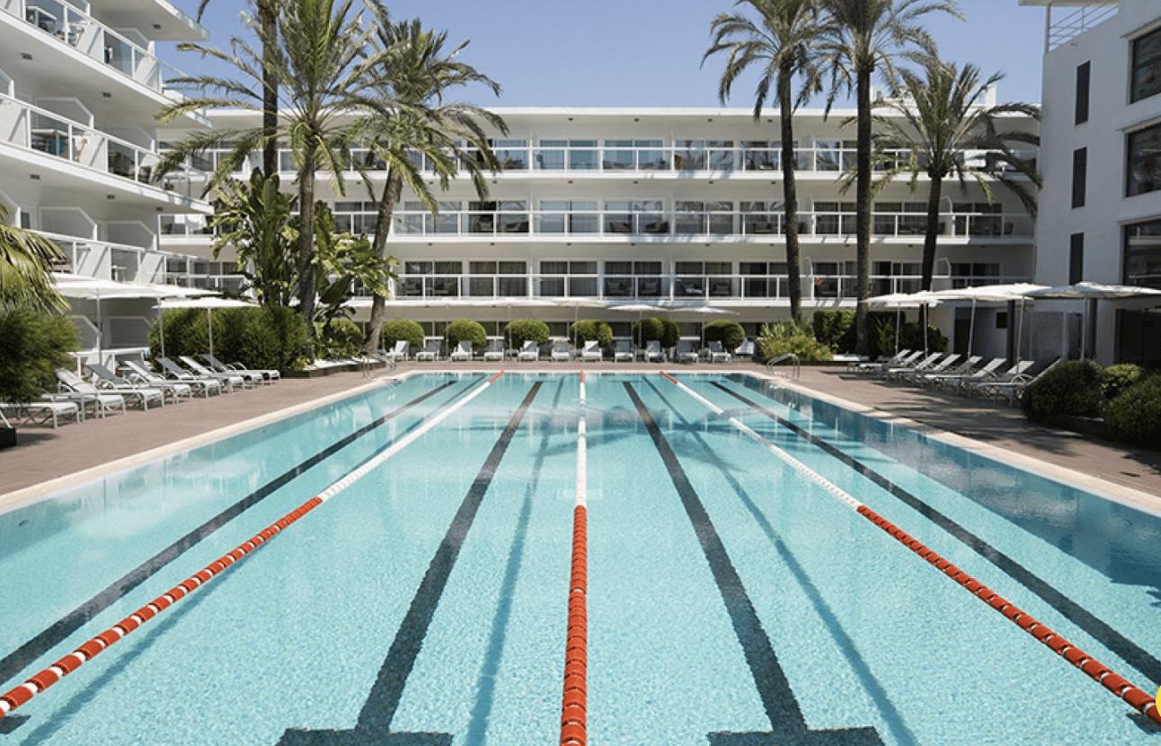 Hotel with lap pool Majorca