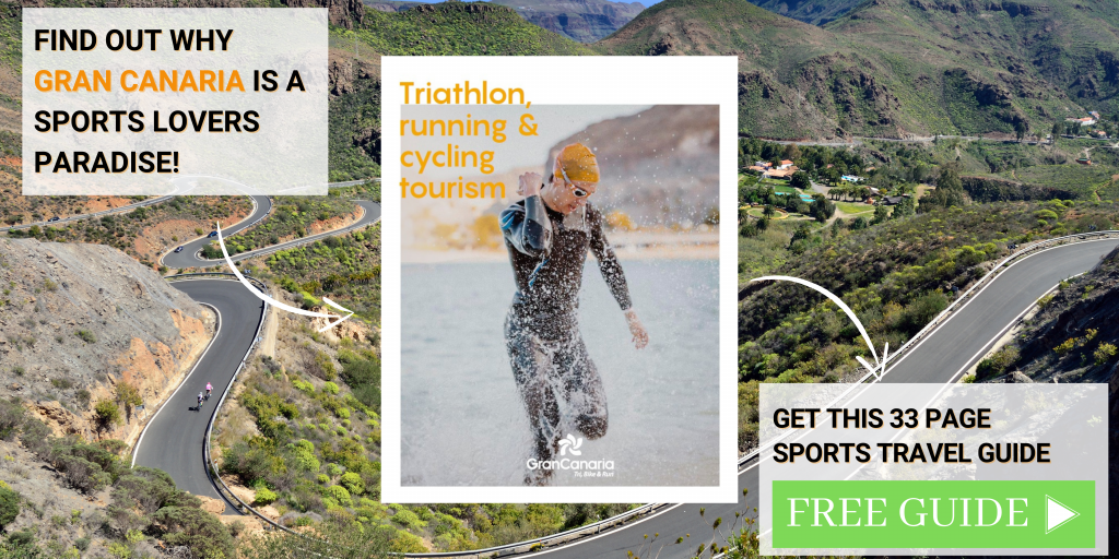 Gran Canaria sports travel guide