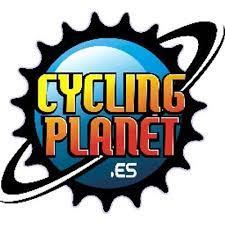 Cycling planet logo