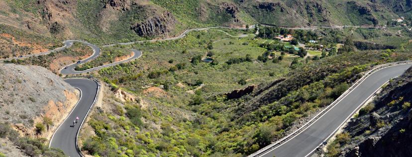 cycling Gran Canaria
